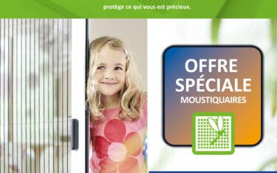 Offre spéciale moustiquaires Lakal